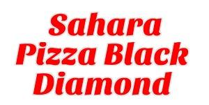 Sahara Pizza Black Diamond