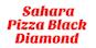 Sahara Pizza Black Diamond logo