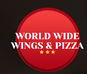 World Wide Wings & Pizza logo