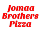 Jomaa Brothers Pizza logo