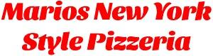 Marios New York Style Pizzeria