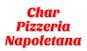Char Pizzeria Napoletana logo