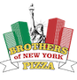 Brothers Of New York Pizza logo