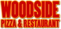 Woodside Pizza Restaurant logo