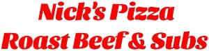 Nick's Pizza Roast Beef & Subs