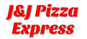 J&J Pizza Express logo