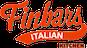 Finbars Italian Kitchen logo