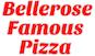 Bellerose Famous Pizza logo