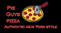 Pie Guys Pizza logo