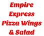 Empire Express Pizza Wings & Salad logo
