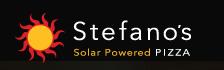 Stefano's Pizza  logo