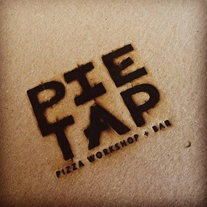 Pie Tap Pizza Workshop + Bar Park + Preston logo
