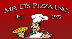 Mr D's Pizza
