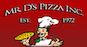 Mr D's Pizza logo