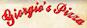 Giorgio's Pizza logo
