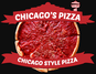 Chicago's Pizza logo