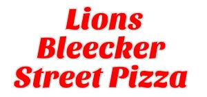 Lions Bleecker Street Pizza