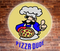 Pizza Dude - Midland logo