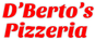 D'Berto's Pizzeria logo