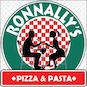 Ronnally's Pizza logo