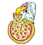 Buzzard's Big Mouth Pizza logo