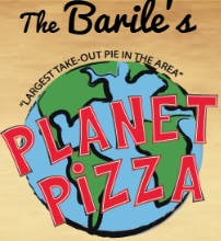 The Barile's Planet Pizza