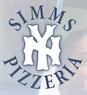 Simms Pizzeria logo
