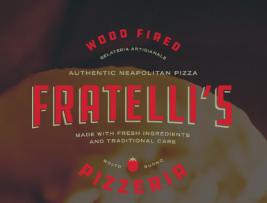 Fratelli's Wood Fired Pizzeria - Sea Isle logo