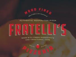 Fratelli's Wood Fired Pizzeria - Sea Isle