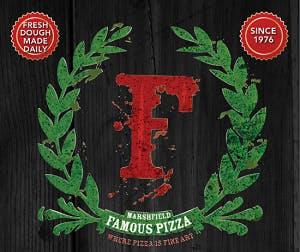 Marshfield Famous Pizza