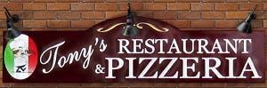 Tony's Restaurant & Pizzeria