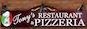 Tony's Restaurant & Pizzeria logo