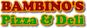 Bambino's Pizza & Deli logo