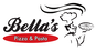 Bella's Pizza & Pasta logo