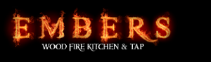 Embers Wood Fire Kitchen & Tap logo