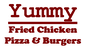 Yummy Fried Chicken & Pizza logo