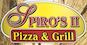 Spiro's II Pizza & Grill logo