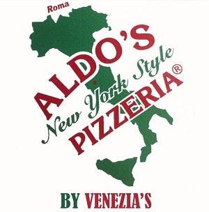 Aldo's New York Style Pizzeria logo