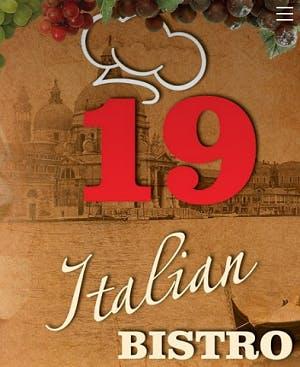 19th Street Italian Bistro