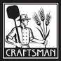 Craftsman Pizza Bar & Grill logo