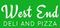 West End Deli & Pizza logo