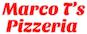 Marco T's Pizzeria logo