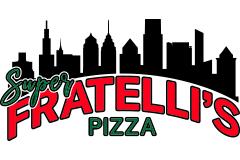Super Fratelli's Pizza logo