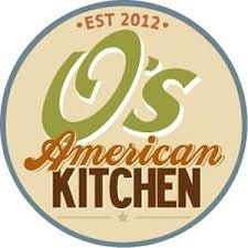 O's American Kitchen logo