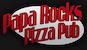 Papa Rocks Pizza Pub logo