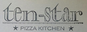Ten Star Pizza Kitchen logo