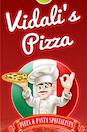 Vidali's Pizza logo