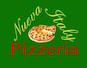 Nueva Italy Pizza logo
