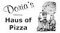 Doria's Haus of Pizza logo