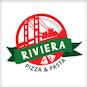 Riviera Pizza logo